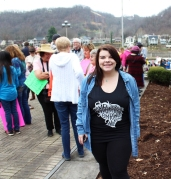 Chrissy Packtor | Reproductive justice activist, West Virginia University alumna, and Boston University MPH candidate