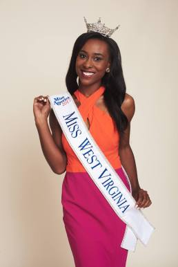 Tamia Hardy | Miss West Virginia